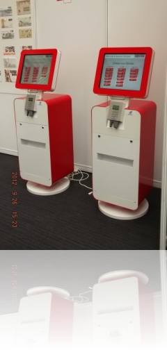 Royal Mail Hytech NextGen Post and Go Machines A1 and A2