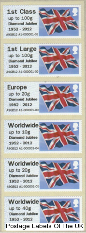 Union Flag 'Diamond Jubilee' Version