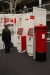 Royal Mail  Stand Hytech NextGen Post and Go Machines A1 and A2