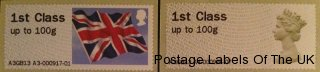Salisbury Stamp Show - Hytech Post and Go Stamps