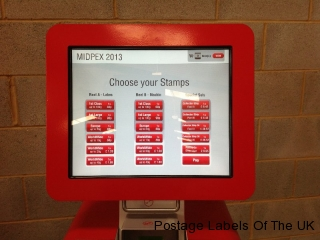 Midpex 2013- A3 Kiosk Screenshot Close-Up