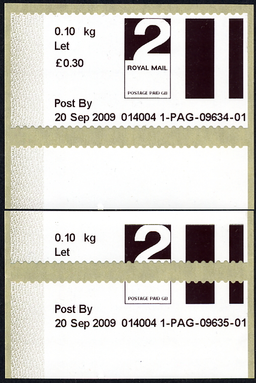 perforated postage labels archives postage labels of the uk