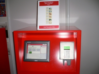 Stampex -Hytech Self Service