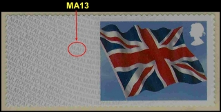 Union Flag MA13